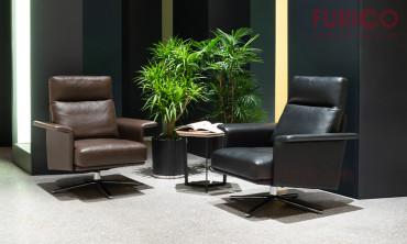 Ghế sofa cao cấp nhập khẩu F2080