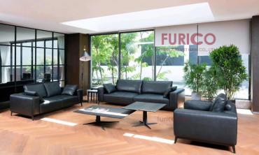 Ghế sofa cao cấp nhập khẩu F8008